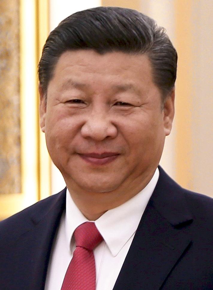 La dictature du président de la Chine, Xi-Jinping